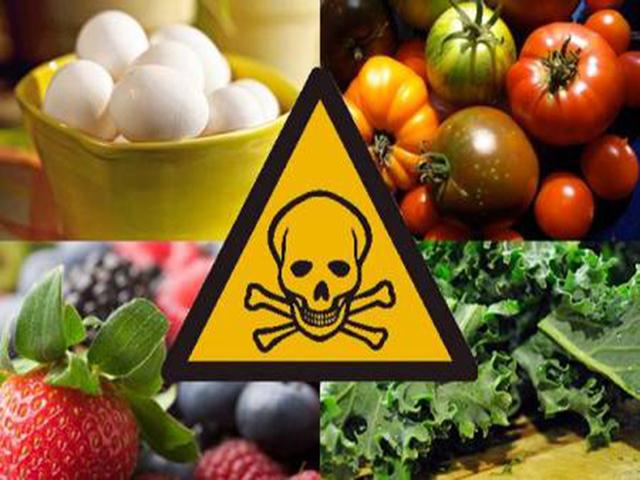 Enfermedades por alimentos