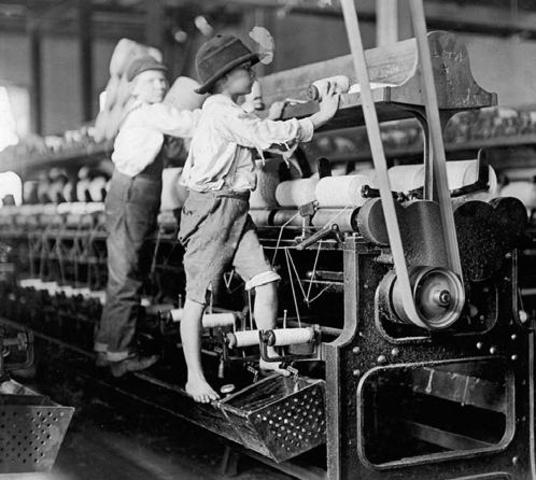 Ley que mejora las condiciones laborales de los niños