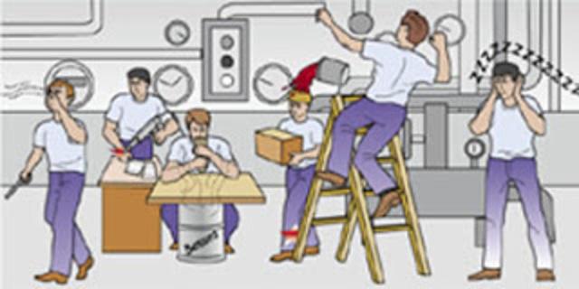 Estudios sobre accidentalidad laboral