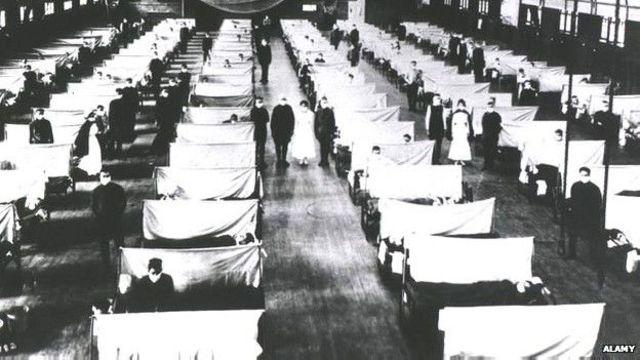 Vigilancia de viruela y fiebre amarilla