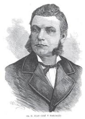 Juan Ginè Partagàs