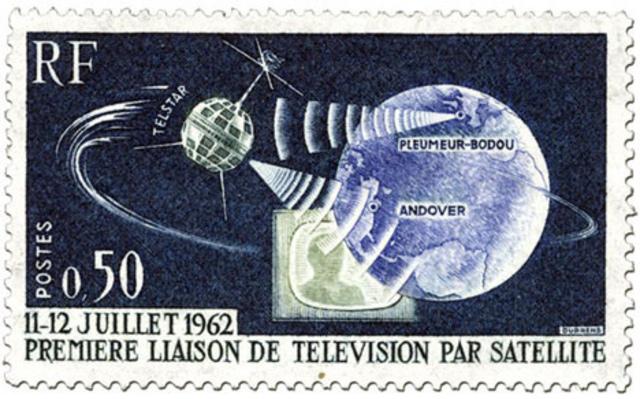 La TV conquista el Espacio