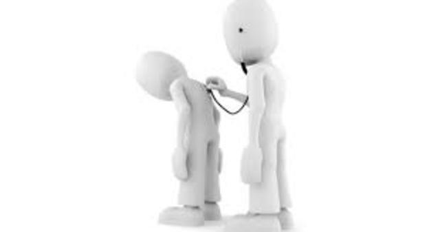 Inspección medica del trabajo