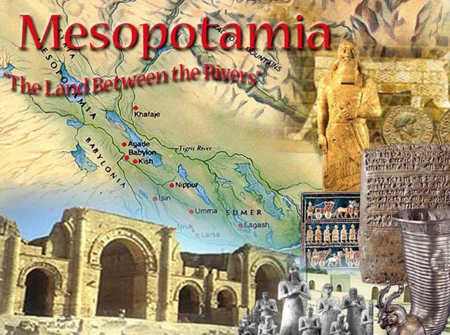 Mesopotamia (2000 a.C)