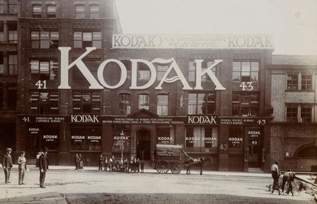 Georges Eastman, fundador de Kodak