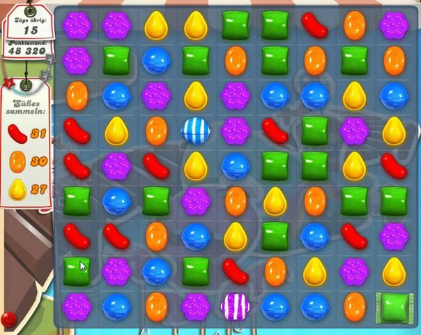 Candy Crush y Angry Birds