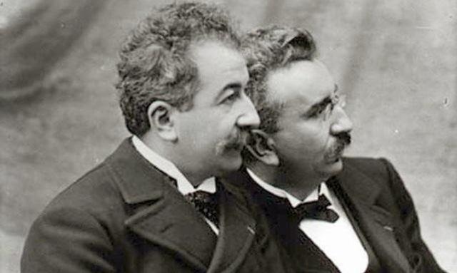 El autocromo inventado por los hermanos Lumière
