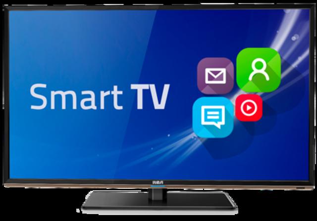 Llegan las smart TV