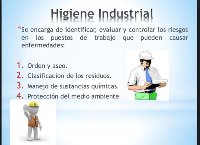OFICINA NACIONAL DE MEDICINA E HIGIENE INDUSTRIAL
