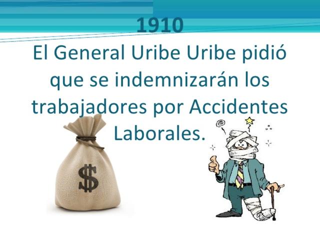 EN 1910 INDEMNIZACIÓN