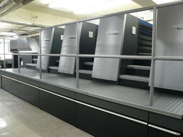 XL 105's Installed