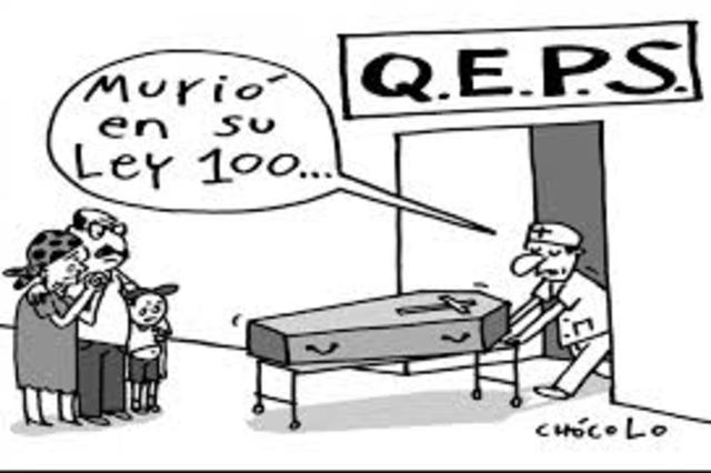 Ley 100 El sistema de seguridad social integral