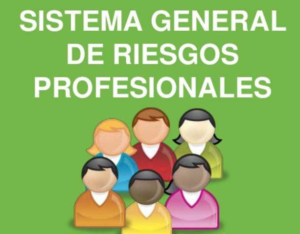 determina la organización y administración del Sistema General de Riesgos Profesionales