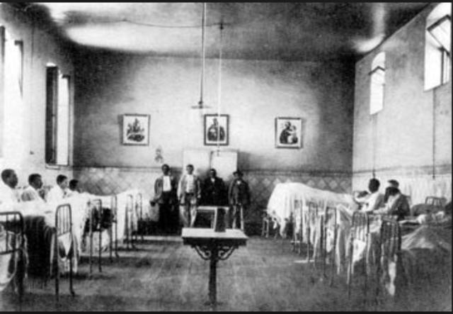 PRIMER HOSPITAL.