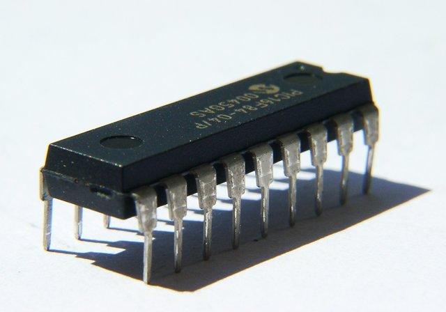 Электронная микросхема
