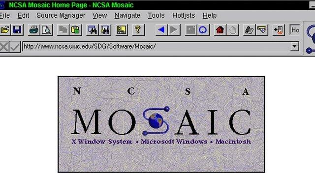 1993: Mosaic