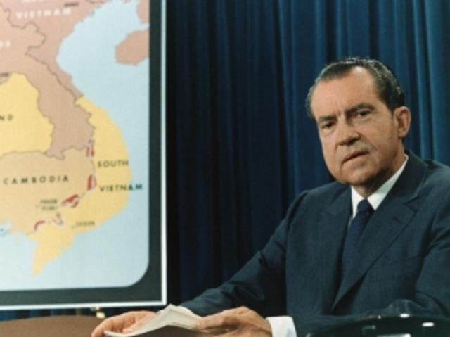 President Richard Nixon Resignation