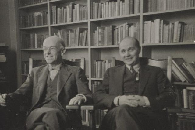 ciencia de la conducta Elton Mayo y F.J Roethlisberger