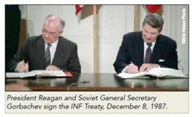 Intermediate Range Nuclear Forces (INF) Treaty