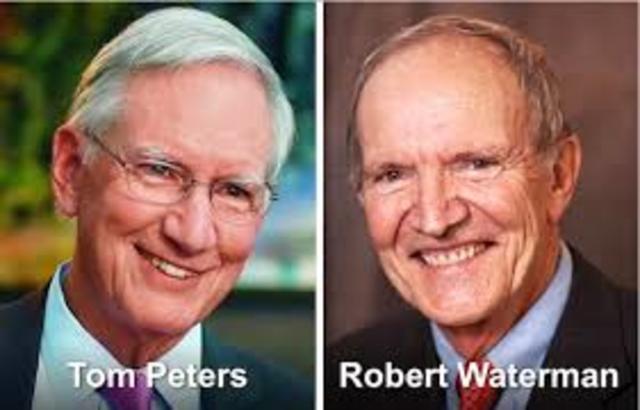 Teorias modernas de administración Thomas Peters y Robert Waterman
