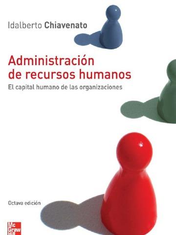 Surge el concepto de Administración de Recursos Humanos Idalberto