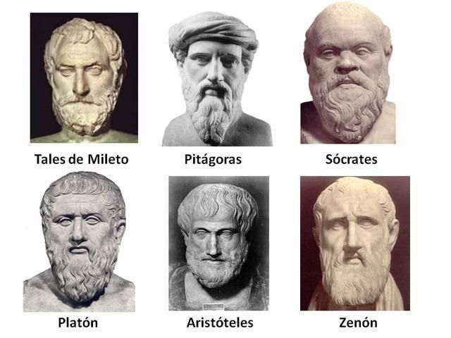 Aportes de filósofos a la administración