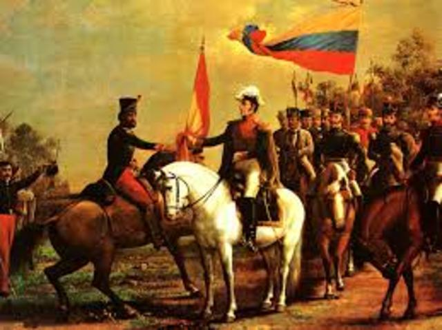 DIA DE LA INDEPENDENCIA DE COLOMBIA