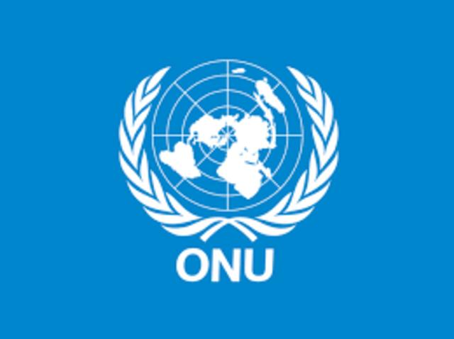CREACIÓN DE LA ORGANIZACIÓN DE LAS NACIONES UNIDAS (ONU)