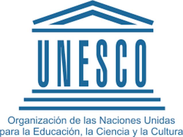 CREACIÓN UNESCO