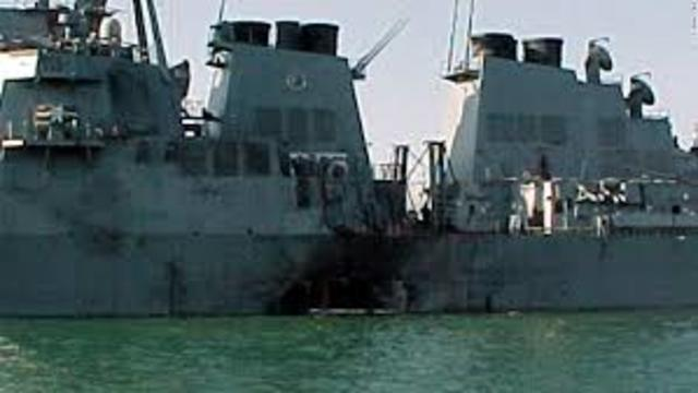 Bombing of USS Cole