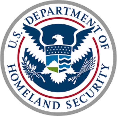 Office of Homeland Security Established