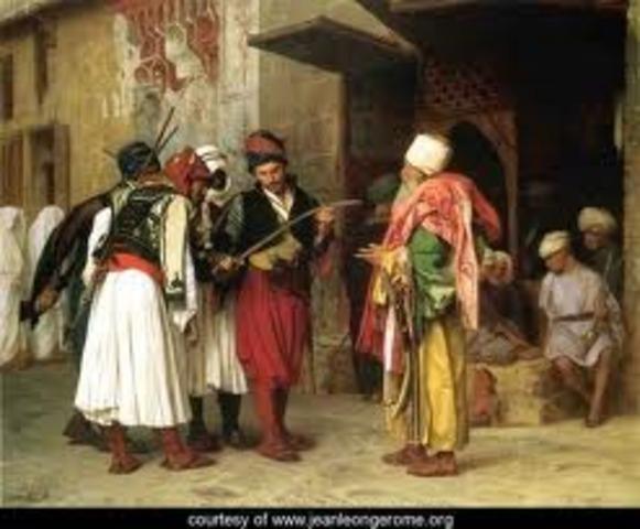 Muhammad Becomes a Merchent
