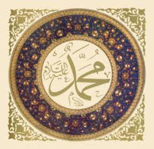 Muhammad's Mom Dies