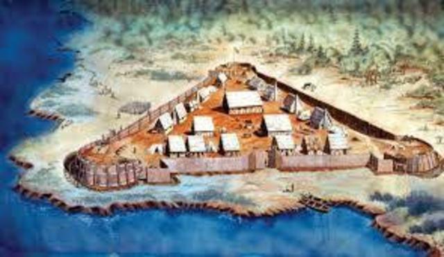 primera colonia inglesa en norteamérica