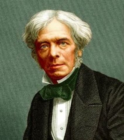 Michael Faraday (1791 – 25 1867)