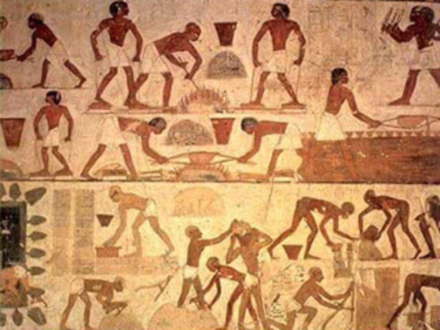 Egipto 3500 A.C