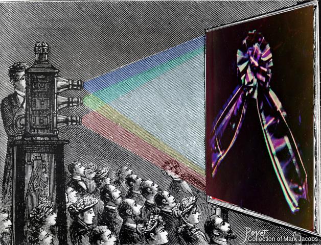 Descubrir el mundo a color, a través de la imagen