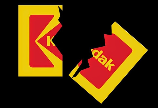 Kodak y la bancarrota
