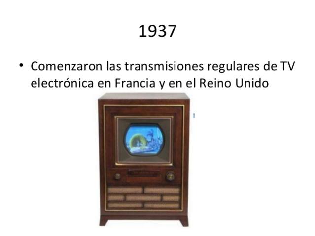 Transmisiones regulares