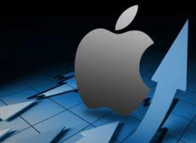 Apple empieza a cotizar en bolsa.
