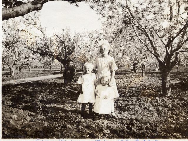 Great Aunt Patricia was Born
