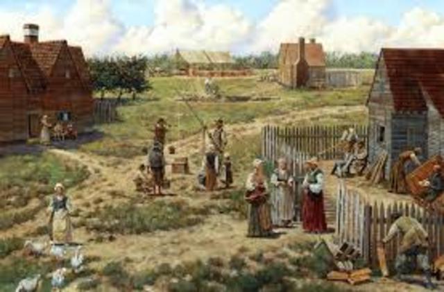 primera colonia inglesa en norte america