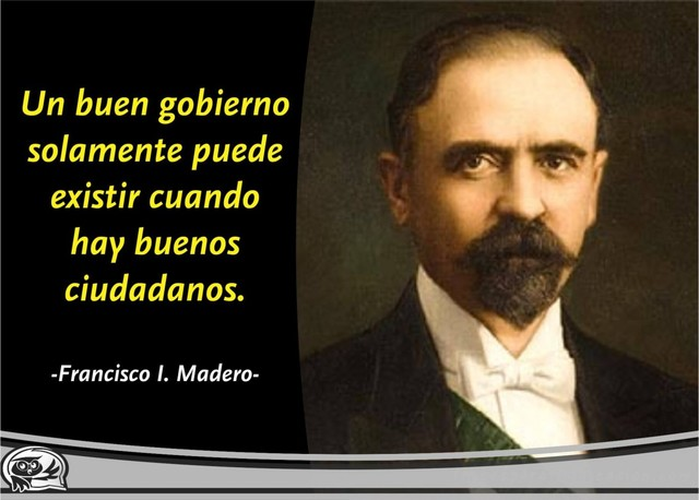 Madero vuelve a México