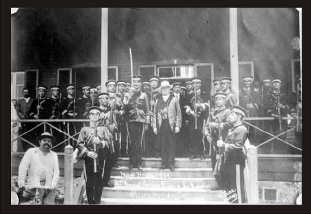 Victoria rebelde y exilio de Díaz