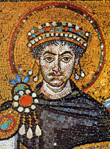 New Byzantine Emperor