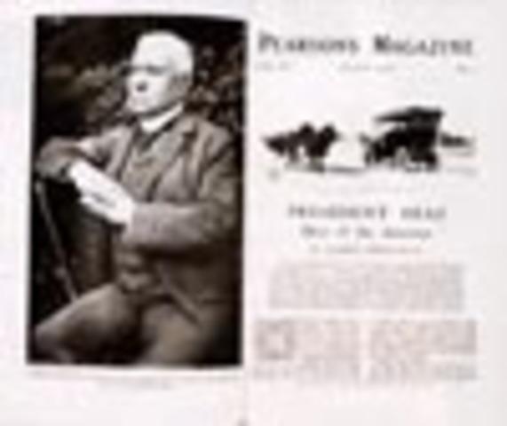 Porfirio declara que en 1910 se retira del poder