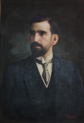 Roque González presidente de México