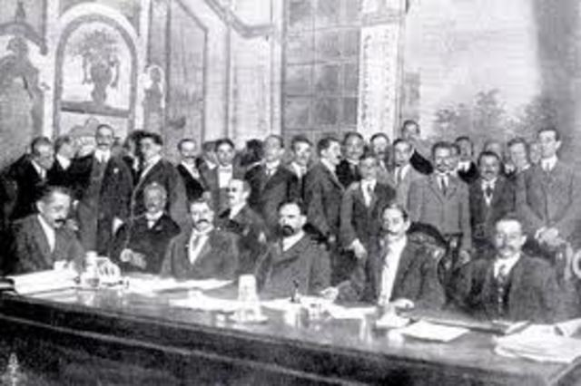 Creación de la SEP y Vasconcelos asume titularidad