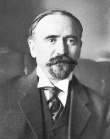 Francisco I. Madero candidato a la precidencia