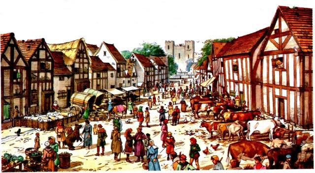 Edad Media 476 d.C - 1492 o 1453